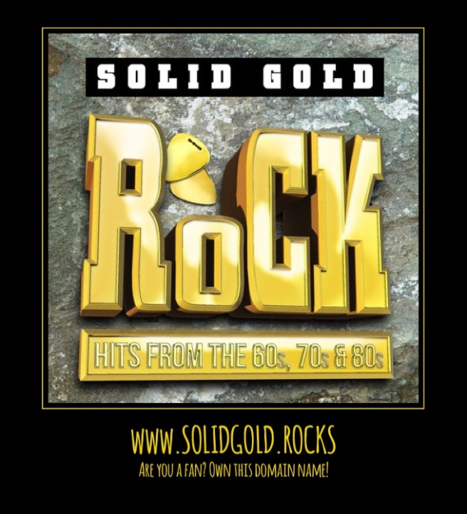 Solid Gold Rocks Domain